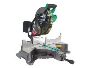 """Hitachi Power Tools C12LCH 12"""" Compound Miter Saw With Digital Display & Laser Marker"""