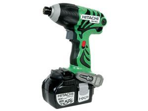 Hitachi Power Tools WH18DL 18 Volt Lithium Ion Cordless Impact Driver