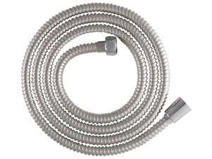 """LDR 520-2405SS 60"""" To 84"""" Stainless Steel Replacement Shower Hose"""