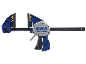 "Irwin Quick Grip 2021412N 12"" XP One Handed Bar Clamps & Spreaders"