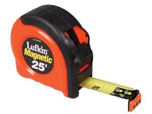 Lufkin L725MAG 25' Magnetic End Hook Tape