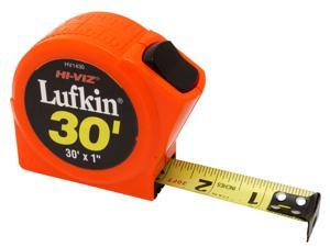 Lufkin HV1430 30' Hi-Viz® Orange Series 1000 Power Tape