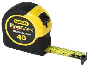 Stanley Hand Tools 33-740 40' FatMax® Tape Rule
