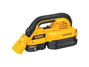 DEWALT DC515K 1/2 Gallon Heavy Duty 18 Volt Wet/Dry Portable Vac