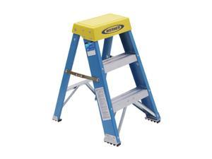 Werner 6002 2 Feet Fiberglass Step Stool