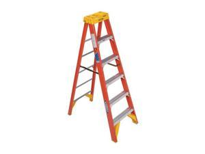 Werner 6208 8' Fiberglass Step Ladder