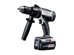 Panasonic EY7950LR2S 18V Hammer Drill & Driver Kit