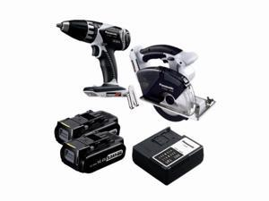 Panasonic EYC194LR 14.4V Metal Combo Kit