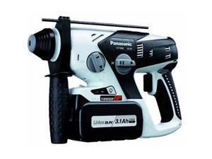 Panasonic EY7880LZ2S 28.8V Cordless SDS-Plus Rotary Hammer Kit
