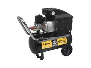 Steele Products SP-CE356MK 6 Gallon Air Compressor with Wheel Kit