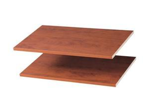 "Easy Track RS1423-C 2 - 24"" Shelves - Cherry"