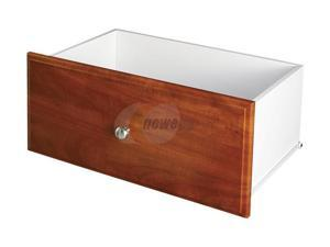 "12"" Deluxe Drawer, Cherry Easy Track Storage RD2512-C 018098325127"