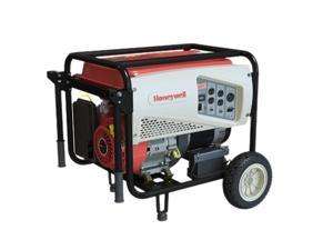Honeywell 6037-5500E 5500 Watt 389cc OHV Portable Gas Powered Generator with Electric Start