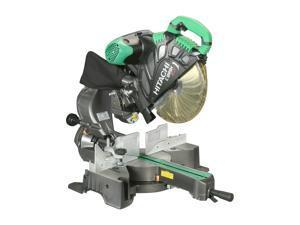 "Hitachi C12RSH 12"" Sliding Dual Compound Miter Saw with Laser Marker"