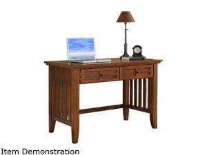 Home Styles 5180-16 Arts & Crafts Cottage Oak Student Desk