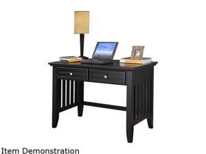 Home Styles 5181-16 Arts & Crafts Black Student Desk