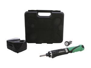 Hitachi Power Tools DB3DL2 3.6V Lithium Ion Screwdriver (1.5Ah)