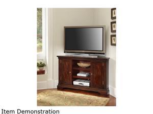 Home Styles Windsor 5541-07 Transitional Windsor Corner Entertainment