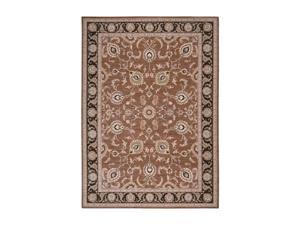 "Shaw Living Arabesque Coventry Area Rug Polished Copper 2' 3"" x 8' 3K06600600"