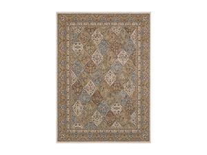 "Shaw Living Arabesque Stratford Area Rug Light Multi 2' 3"" x 8' 3K06601110"