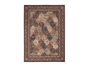 "Shaw Living Arabesque Stratford Area Rug Multi 2' 3"" x 8' 3K06601440"