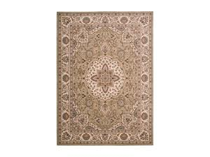 "Shaw Living Arabesque Easton Area Rug Pale Leaf 2' 3"" x 8' 3K06602300"