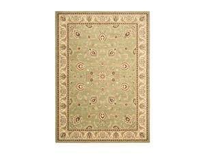 "Shaw Living Arabesque Coventry Area Rug Pale Leaf 9' 6"" x 13' 3K07100300"