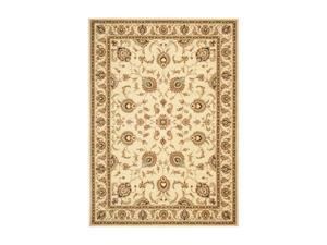Shaw Living Arabesque Coventry Area Rug Ivory Cream 12' x 15' 3K07200100