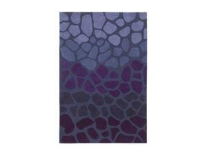"Shaw Living Loft Stone Walk Area Rug Purple 5' x 7' 6"" 3K08916900"
