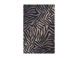 Shaw Living Loft Zara Area Rug Brown 8' x 10' 3K09010700
