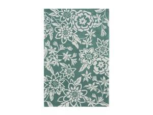 Shaw Living Loft Lillian Area Rug Teal 9' x 13' 3K09115310