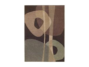 "Shaw Living Origins Cadence Area Rug Earthen Brown 2' 6"" x 7' 10"" 3V31802700"
