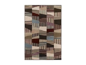 "Shaw Living Concepts Darby Area Rug Multi 3' 11"" x 5' 3"" 3V73110440"
