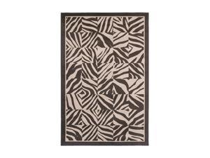 "Shaw Living Concepts Wild Savanna Area Rug Brown 5' 3"" x 7' 10"" 3V73203700"