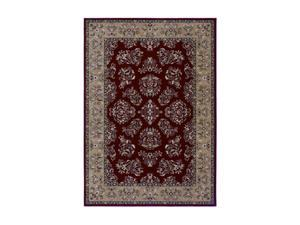 "Shaw Living Inspired Design Alyssa Area Rug Red 2' 6"" x 7' 10"" 3V80804800"