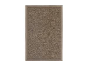 "Shaw Living Woven Expressions Gold Zoe Area Rug Sand 5' 3"" x 7' 10"" 3VA6520100"