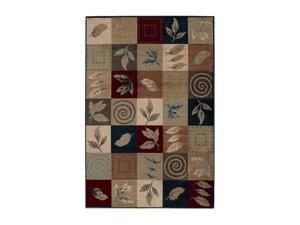 "Shaw Living Accents Hamptons Area Rug Ebony 1' 11"" x 3' 1"" 3X80723500"