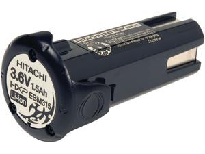 Hitachi EBM315 3.6-Volt Lithium-Ion 1.5 Ah Battery