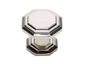 Atlas 319-PN DICKINSON OCTAGON KNOB