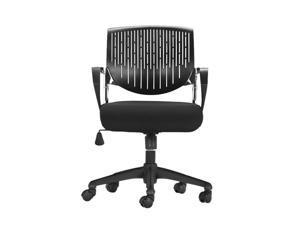 Zuo Modern Synergy Synergy Office Chair Black