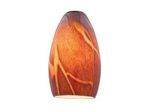 Access Lighting Inari SilkGlass Shade - Inca Glass Model 23112-ICA