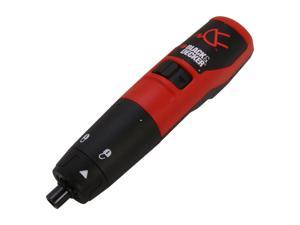 Black & Decker DP240 2.4V Direct-Plug Rechargeable Screwdriver