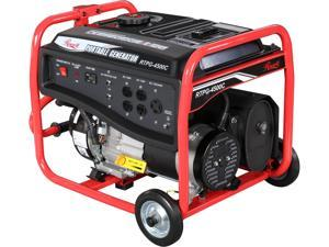 Rosewill CARB Compliant Gas Powered Portable Power Generator/ 3850 Max Watts / 3300 Running Watts / 7.5 HP With Wheel Kit, RTPG 4500C