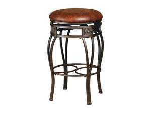 Hillsdale Furniture Montello Backless Swivel Bar Stool - KD