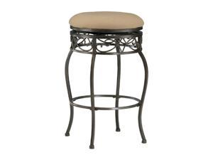 Hillsdale Furniture Lincoln Backless Swivel Bar Stool - KD