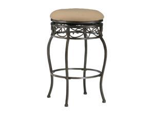 Hillsdale Furniture Lincoln Backless Swivel Counter Stool - KD