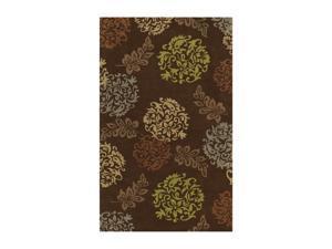 DALYN BERKLEY Rug Chocolate 8' x 10' BK218CH8X10