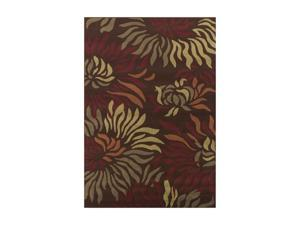 "DALYN CARLISLE Rug Chocolate 8'2"" x 10' CR20CH8X10"