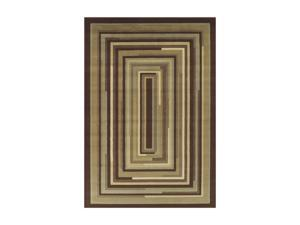 "DALYN CARLISLE Rug Chocolate 3'3""x5'1"" CR90CH3X5"