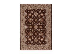 "DALYN GALLERIA Rug Chocolate 3'6""x5'6"" GL15CH4X6"